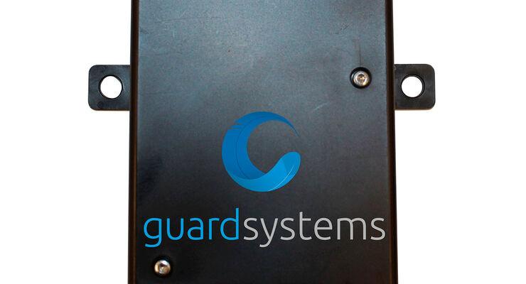 Wenn der eigene Wohnwagen gestohlen wird kann dieses System von Guard Systems helfen das Fahrzeug wieder zurück zubekommen.