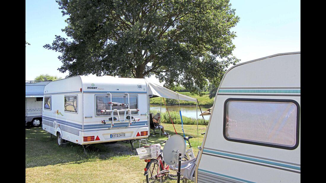 Wesercamping bei Höxter