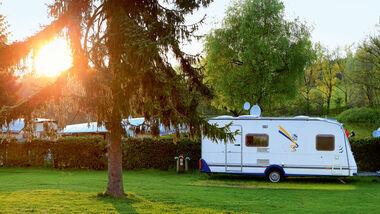 Westerwald, Camping Park Weiherhof