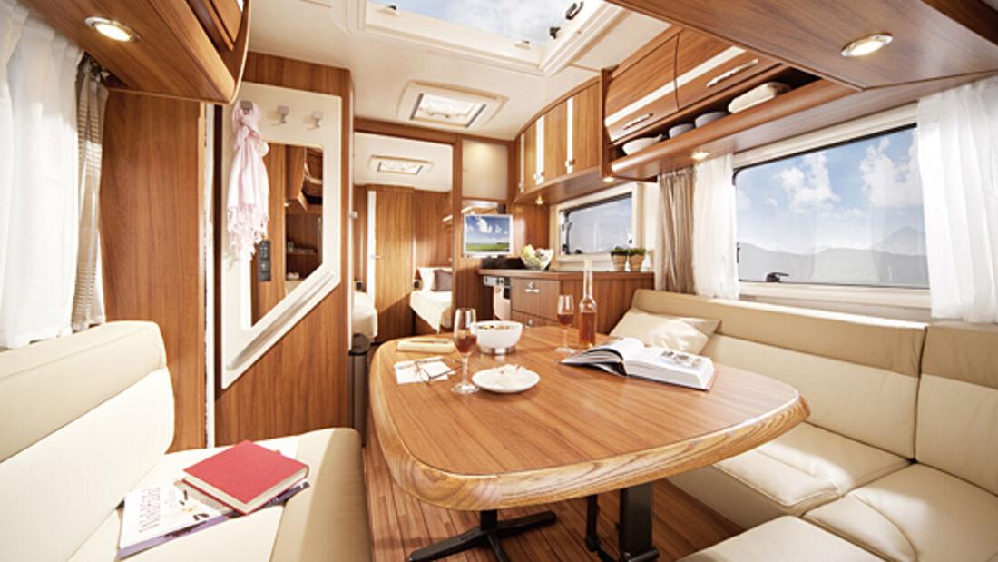 Wilk S5 Wohnwagen Caravan