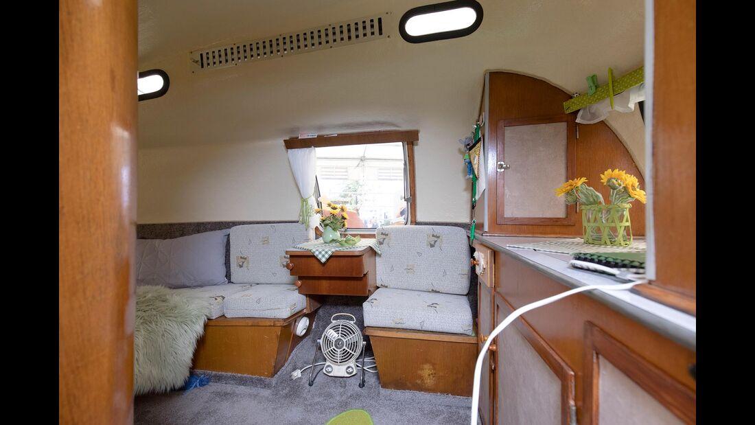 Windspiel Caravan
