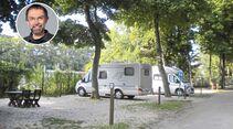 Wir über uns: Camping an Städten