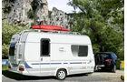 Wohnwagen Fendt Bianco Sportivo 2009 2010 Caravan