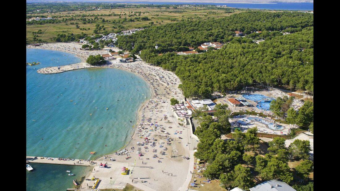 ZATON Holiday Resort in Kroatien