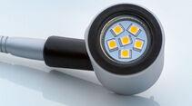 Zubehör: Schwanenhalslampe, Leuchtmittel