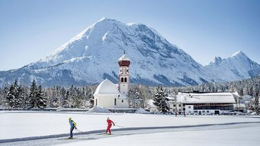 Zugspitz-Region Winter
