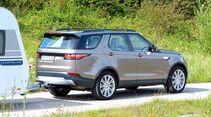 Zugwagen Land Rover Discovery