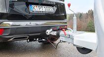 Zugwagen Peugeot 3008 GT Hakenaufnahme und Steckdose