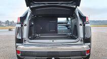 Zugwagen Peugeot 3008 GT Kofferraum