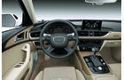 Zugwagen-Test: AUDI A6 Avant, CAR 08/2012 - Cockpit
