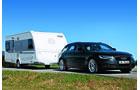 Zugwagen-Test: AUDI A6 Avant, CAR 08/2012 - Front