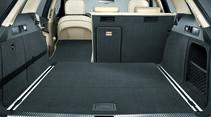 Zugwagen-Test: AUDI A6 Avant, CAR 08/2012 - Kofferraum