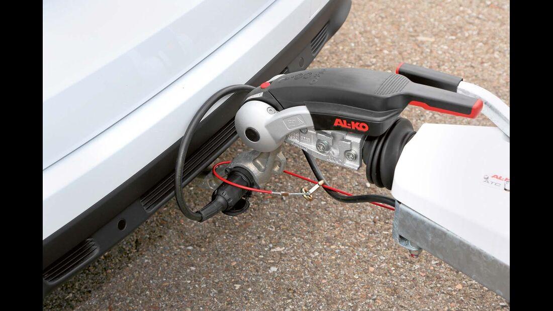 Zugwagen-Test Ford S-Max