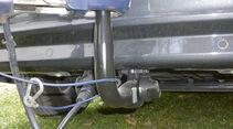 Zugwagen-Test: Lancia Voyager - Anhängerkupplung