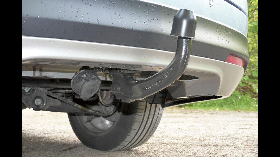 Zugwagen: Test, Opel Insignia, Anhängerkupplung