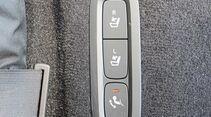 Zugwagen-Test Volvo V90 - Elektrische Sitzentriegelung