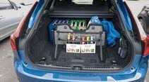 Zugwagen-Test Volvo V90 - Klappe Ladefläche
