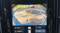 Zugwagen-Test Volvo V90 - Rückfahrkamera