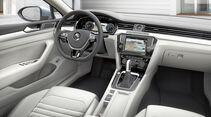 Zugwagen: VW Passat, Assistenzsystem