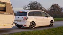 Zugwagentest Citroën Grand C4 Spacetourer