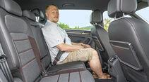 Zugwagentest Seat Tarraco 2.0 TSI 4Drive
