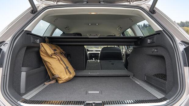 Zugwagentest VW Passat Variant 2.0 TDI