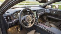 Zugwagentest Volvo V60 D4 AWD