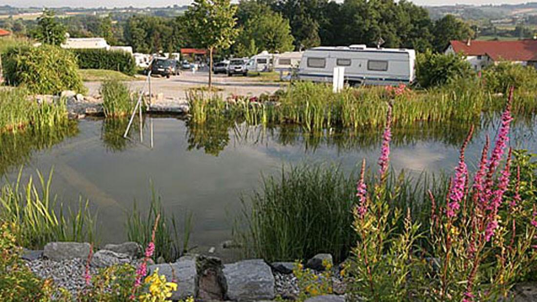 car/ Günstige Kuren auf dem Campingplatz Bad Griesbach