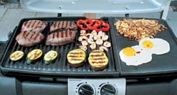 Enders Gasgrill Wo Kaufen : Kontaktgrill von enders die küche für draußen caravaning