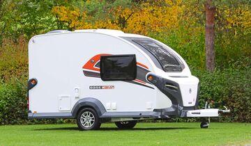 Aufbau Kühlschrank Quad : Fünf transport caravans im caravaning vergleichstest caravaning