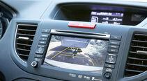 lichtempfindliche Kamera beim Honda CR-V