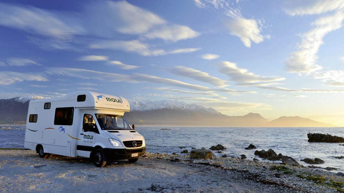 promobil Leserreise Australien Neuseeland per Wohnmobil